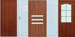 Anšlagines laminuotos durys